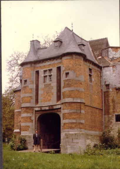 castillo de Trazegnies hoy