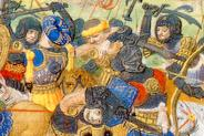 Manuscrito Lord Devonshire: escena de batalla 3.jpg