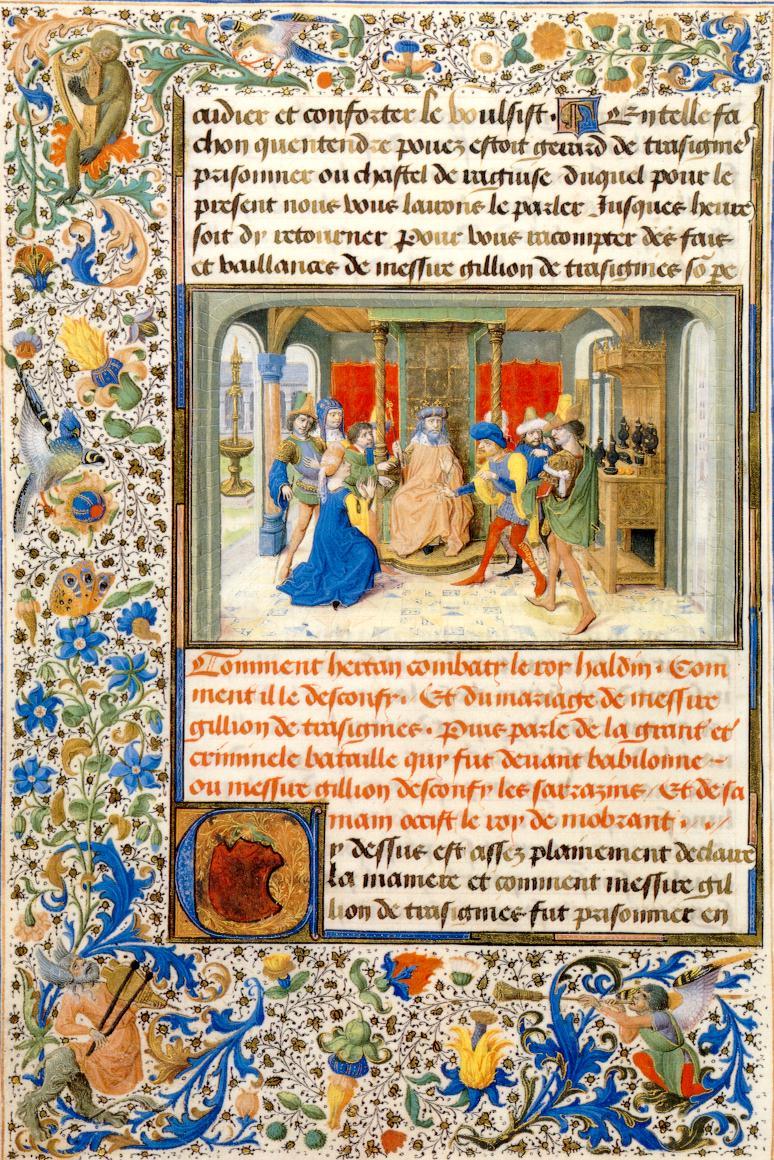 Manuscrito Lord Devonshire: El Sultan de Egipto.jpg